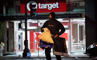 Antifa被指控協調組織搶劫德州Target店