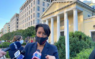 华盛顿实施宵禁 市长指暴行有专业推手
