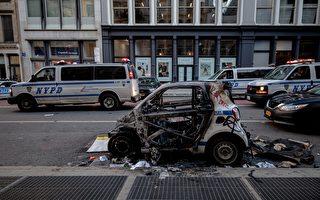 弗洛伊德之死引发暴乱 蔓延至新泽西
