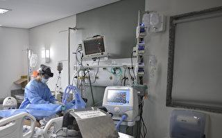 组图:巴西疫情严峻 死亡人数升至3.4万人