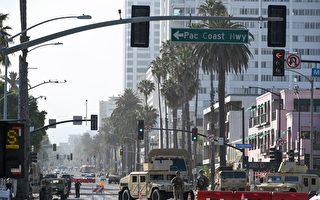 国民警卫队开始撤出加州城市