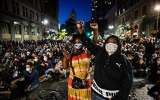 東灣奧克蘭的8天抗議活動結束