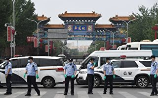北京確診病例續增 新增5個中風險地區