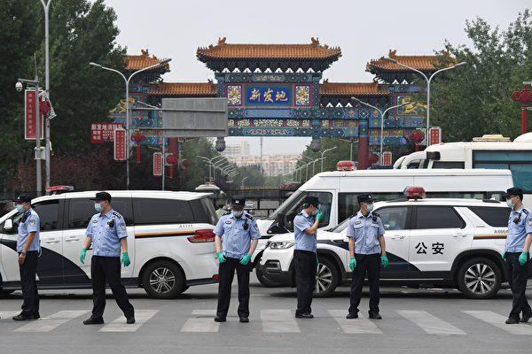 北京1255次航班被取消 19间市场被关闭