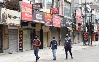 組圖:印度疫情嚴峻 確診病例數破32萬