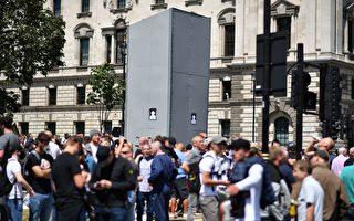 英國首相誓言保護邱吉爾雕像