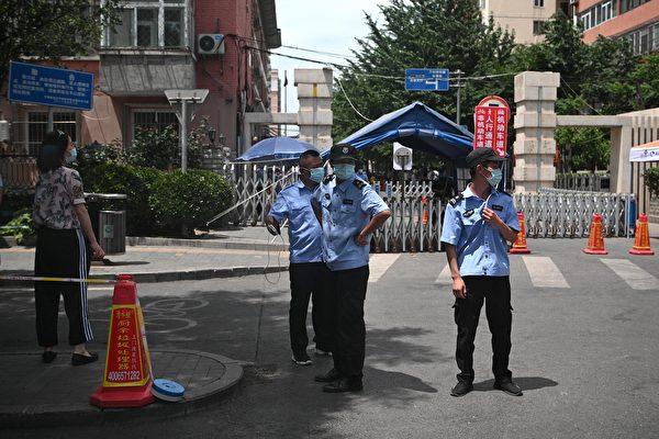 北京多名確診患者無新發地接觸史 感染源不明