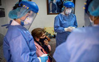 組圖:墨西哥疫情未趨緩 死亡人數破2萬