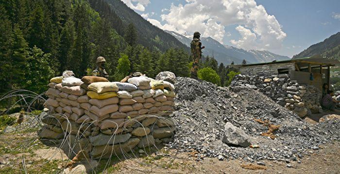 中印9月初開槍上百次 中共傳進入二級戰備