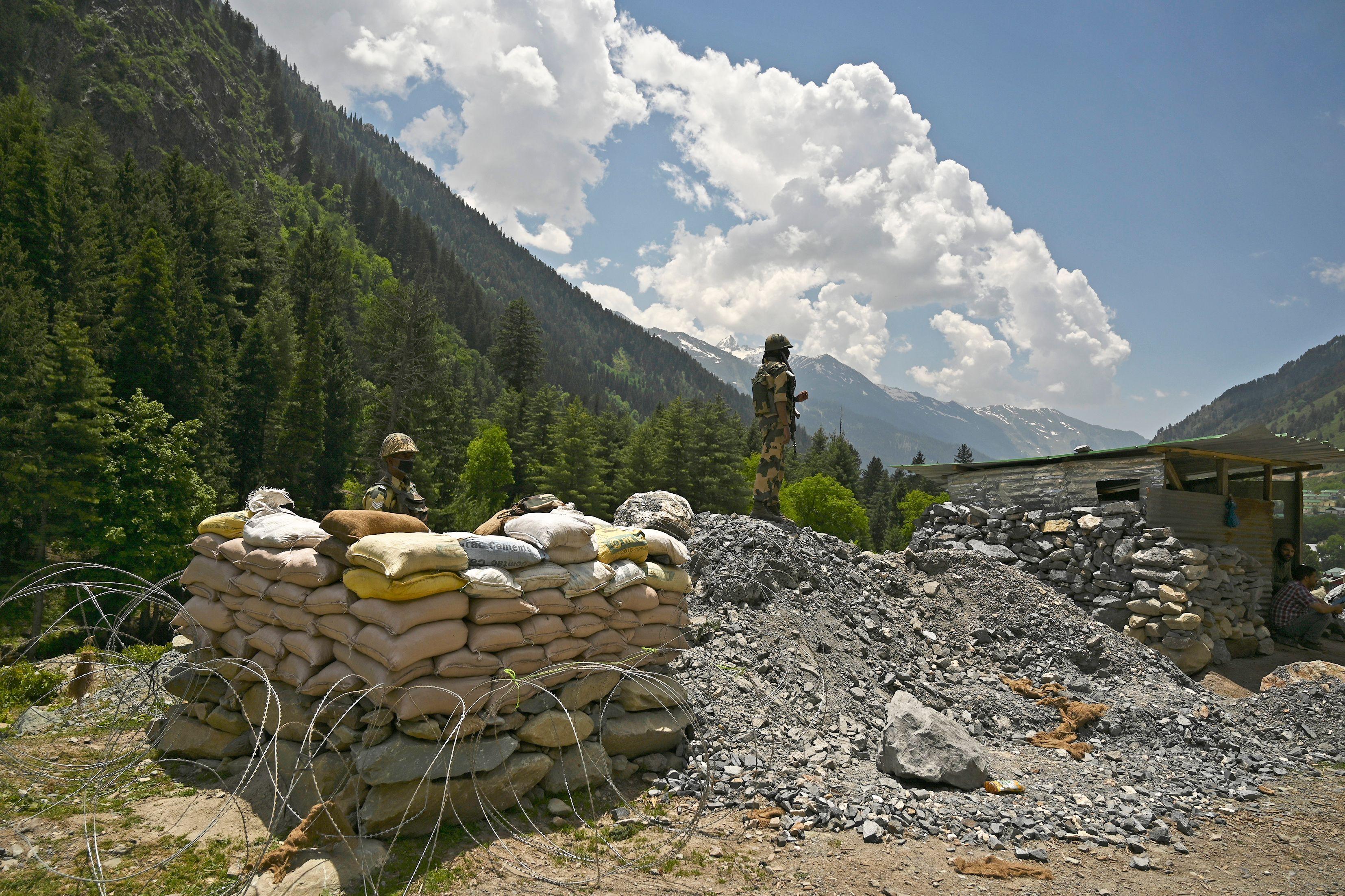 中印邊境衝突不止 傳印軍連長遭共軍槍殺