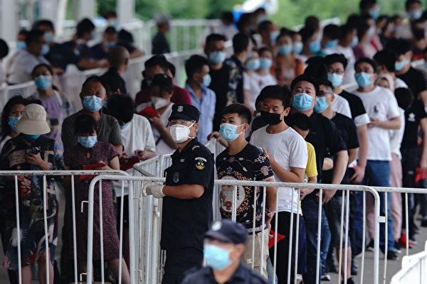 程晓容:疫情示警挥不去 中共仍在侵害人权