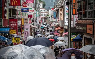 組圖:日本解除跨縣禁令 東京街頭湧現人潮