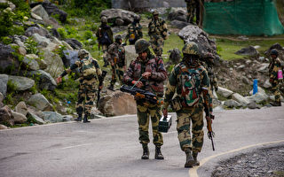 趙立堅打臉中共軍方 稱被釋印度兵從未被俘