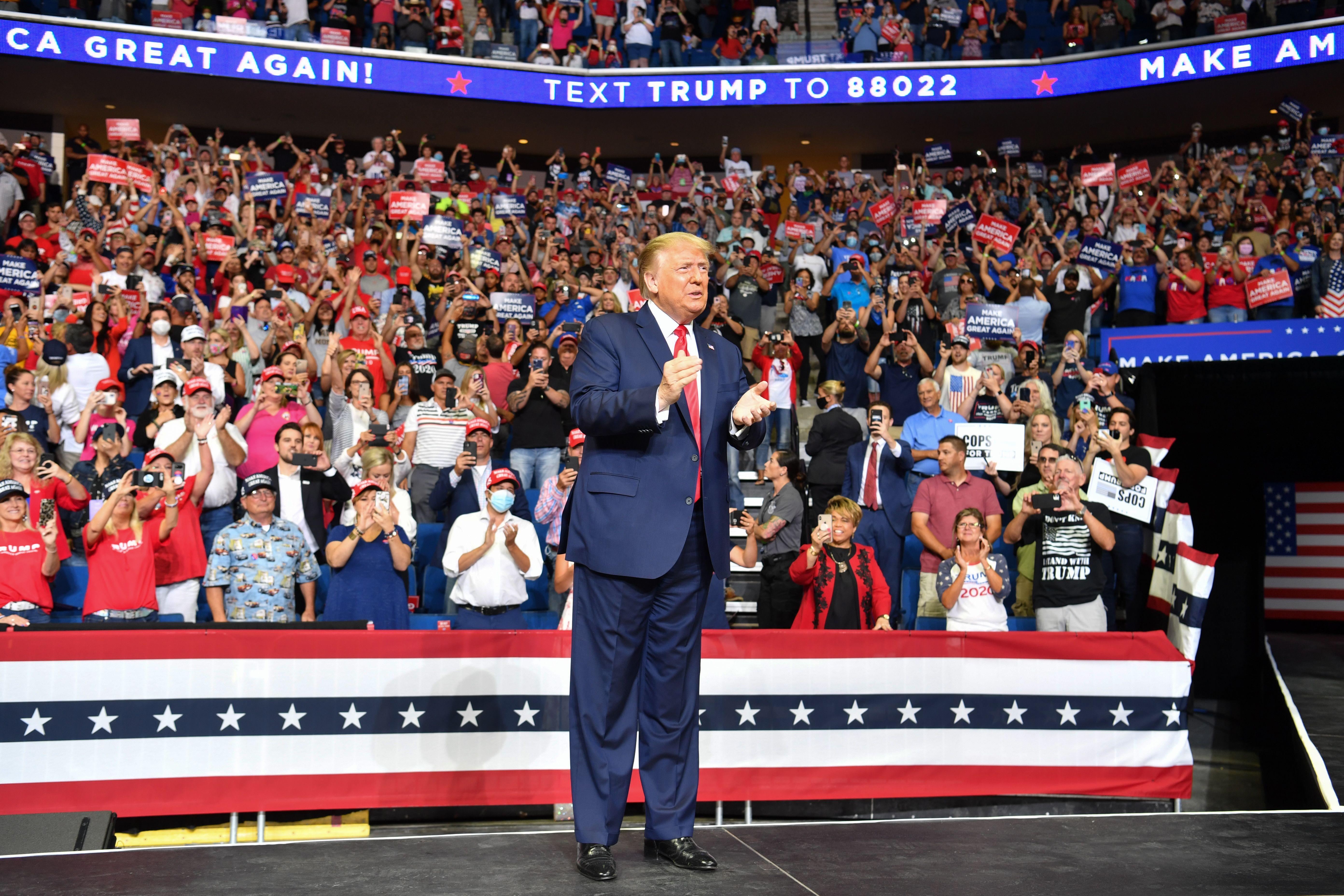 何清漣:2020大選主題激變 昭示美國未來命運