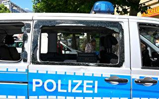 斯圖加特暴亂 默克爾介入起訴記者事件