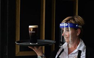 愛爾蘭大規模解封 戴口罩成為強制措施