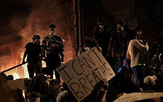 如何看待疫情下的暴力抗议
