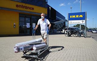 英國商業重啟 商家採取措施讓顧客放心購物