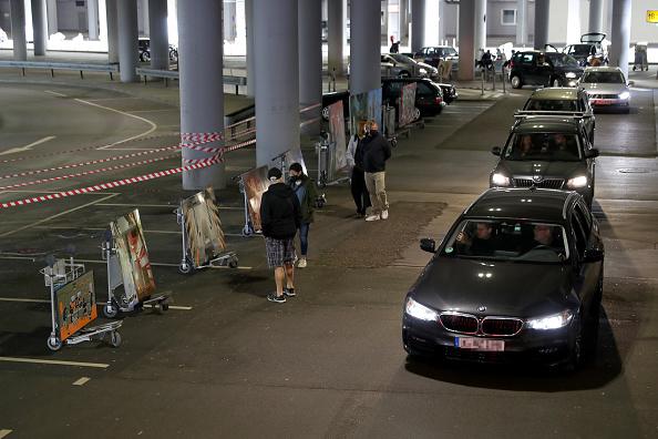 【图说德国】 疫情新风:开车看球开会看展览
