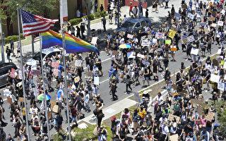 洛县卫生主任:感染激增或与抗议活动有关