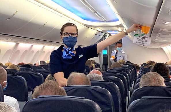 中共病毒疫情尚在 搭機旅行安全嗎