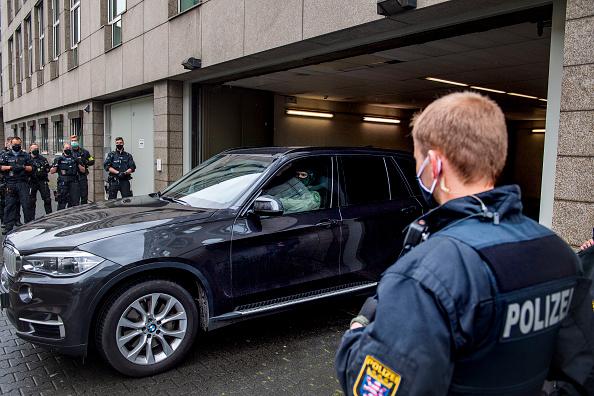 史上首例 德国新纳粹刺杀政治家案开庭