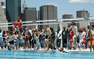 【紐約疫情6.11】州府允許開放泳池和遊樂場
