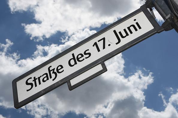 德国纪念6月17日东德人民起义67年