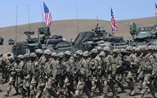 美国陆军成立245周年 川普发声明祝贺