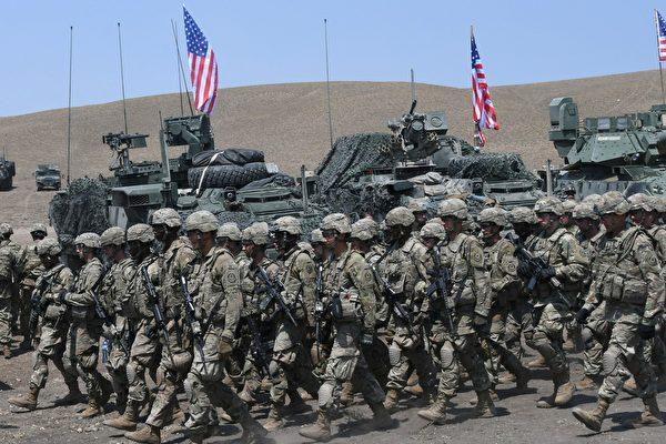 美國陸軍成立245周年 川普發聲明祝賀