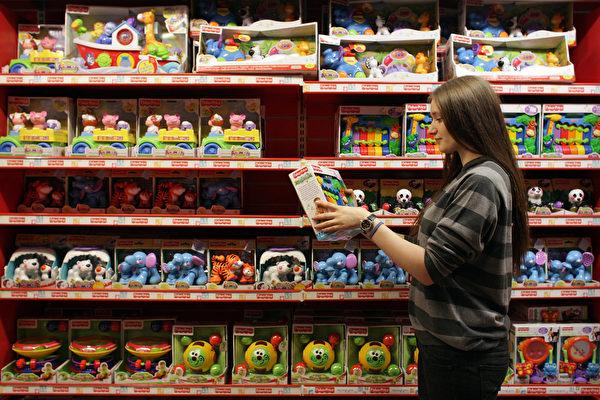 玩具进口商因供应不安全玩具被罚款12万元