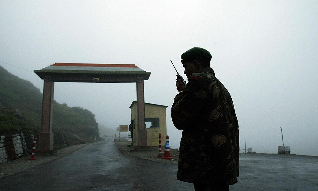 中印衝突印方升至20死 消息:中方43人傷亡
