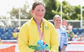 遇車禍下肢癱瘓 澳女運動員頑強備戰殘奧會