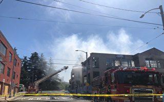 西雅图48小时内发生10起大火