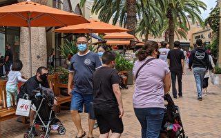 美國零售業回春 購物中心湧人潮