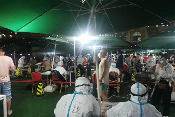 疫情延燒 北京持續新增確診病例