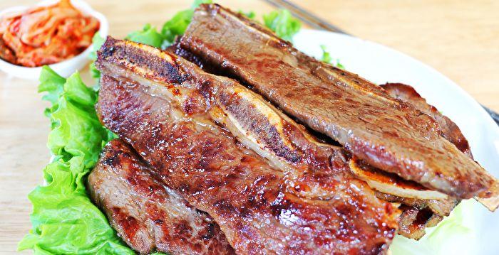 【美食天堂】香煎韓式牛小排~宛如燒烤般美味