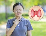 甲狀腺亢進之所以在夏季易發作,是因為這時人體的新陳代謝旺盛。(Shutterstock/大紀元製圖)
