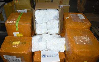 美海关截获1万未经批准中国产KN95口罩