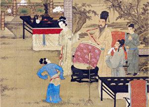 【中国礼仪文化】见面礼仪之叉手礼