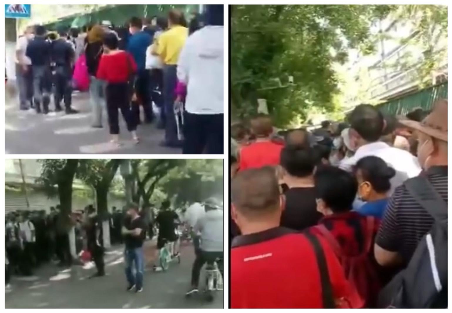 中共國家信訪局重新開放 湧入大量訪民