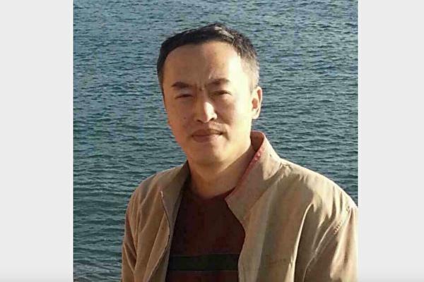 有友人透露,劉鵬飛出獄後精神狀態很好,牢獄沒有改變他的信念。(推特圖片)
