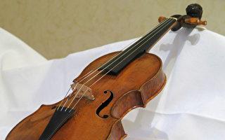 华裔12岁小提琴家令世界震惊 喜欢传统音乐