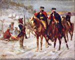 華盛頓將軍系列故事:肝膽相照鍛造谷
