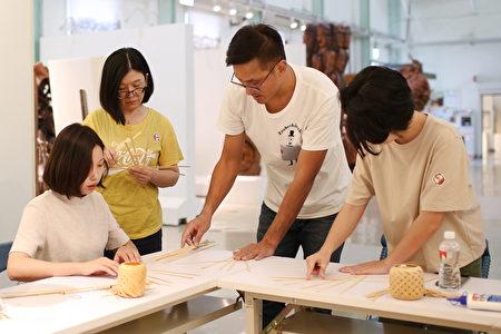 嘉義製材所時常舉辦林業文化推廣活動。