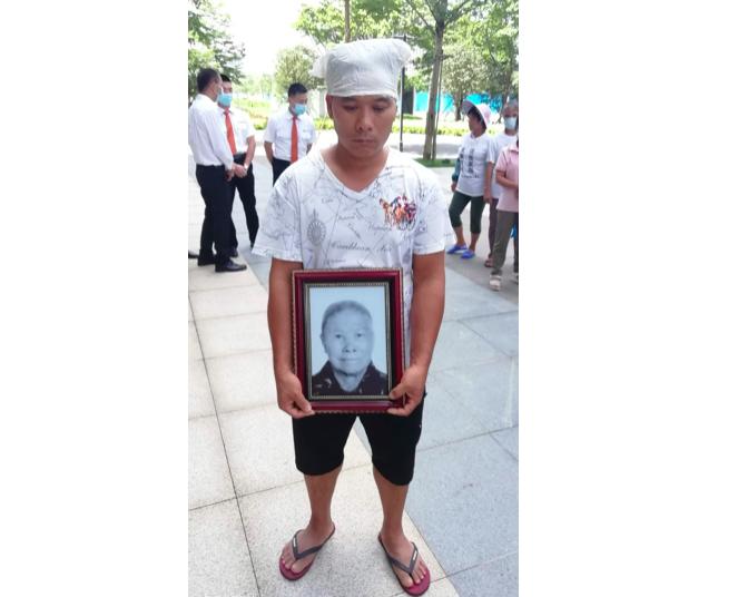 【現場片段】廣西省柳州市強拆打死86歲老人