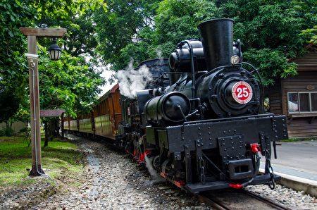 SL-25蒸汽火車。