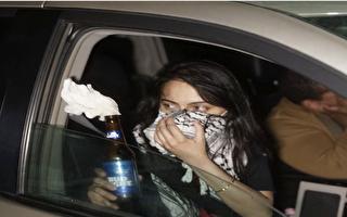 律師向警車扔燃燒瓶 檢:不宜保釋