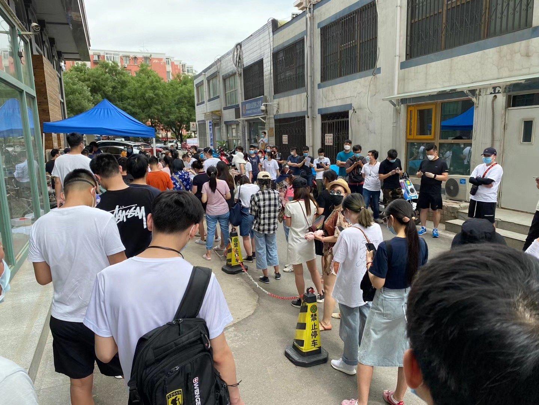 【內幕】北京疫情再起 雄安新區心驚