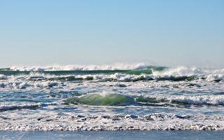 挪威濱海陸地連同房屋整塊滑入海 震撼畫面曝光